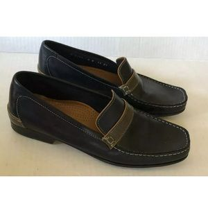 Cole Haan Loafers Leather Shoes Dress Casual 6 EUC